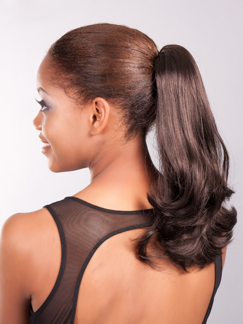 SILKY PONYTAIL LONG